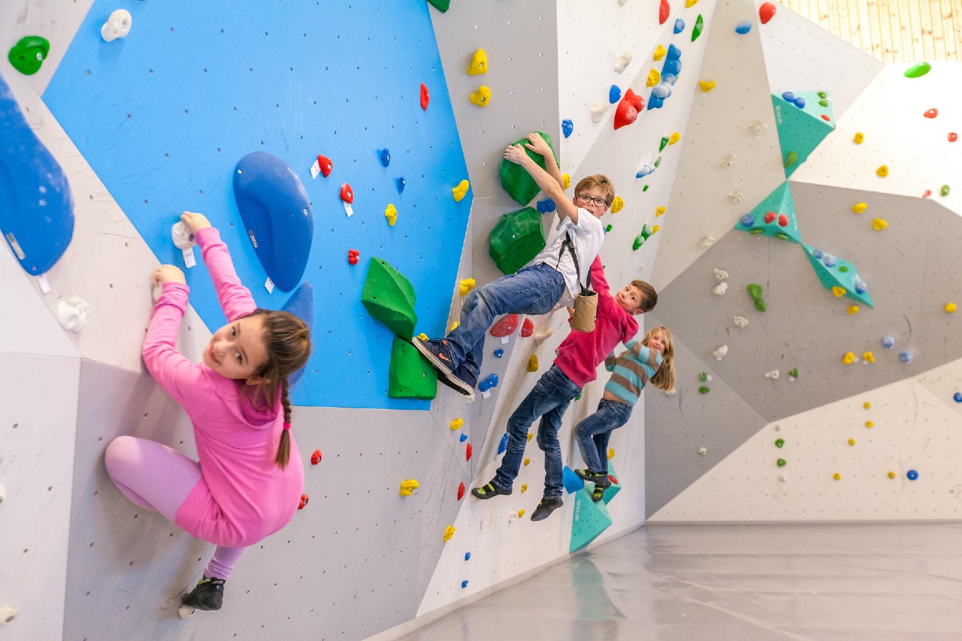 Bouldern für Kinder