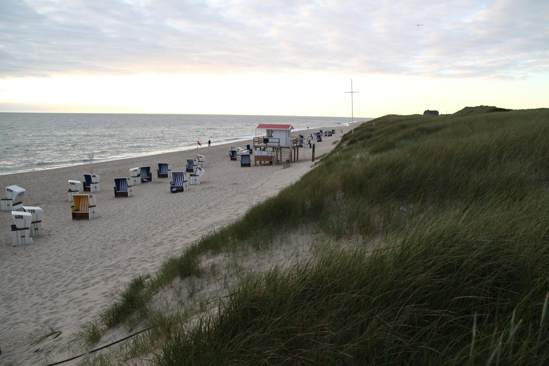 Strand in Rantum