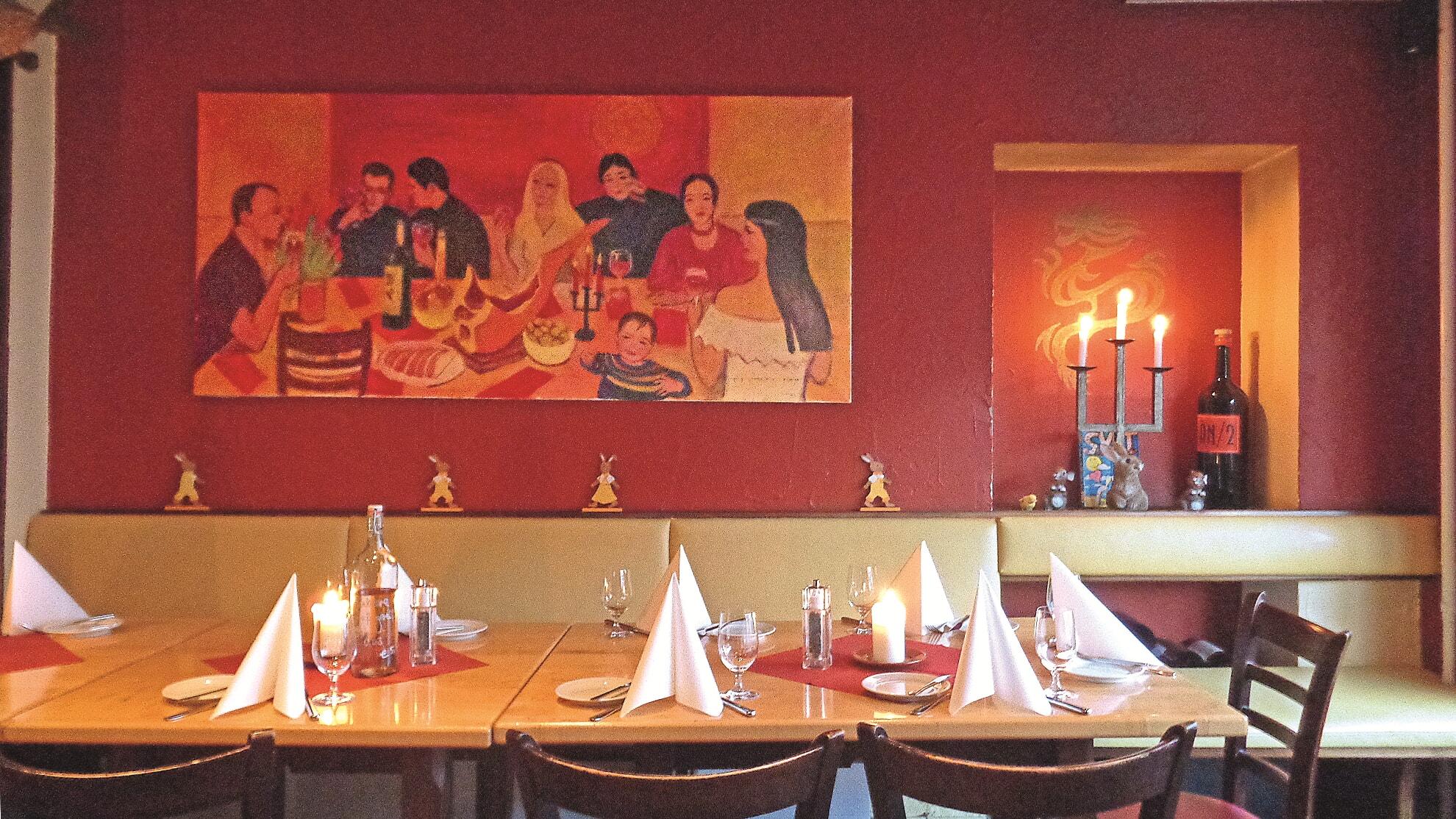 Restaurant Mariso