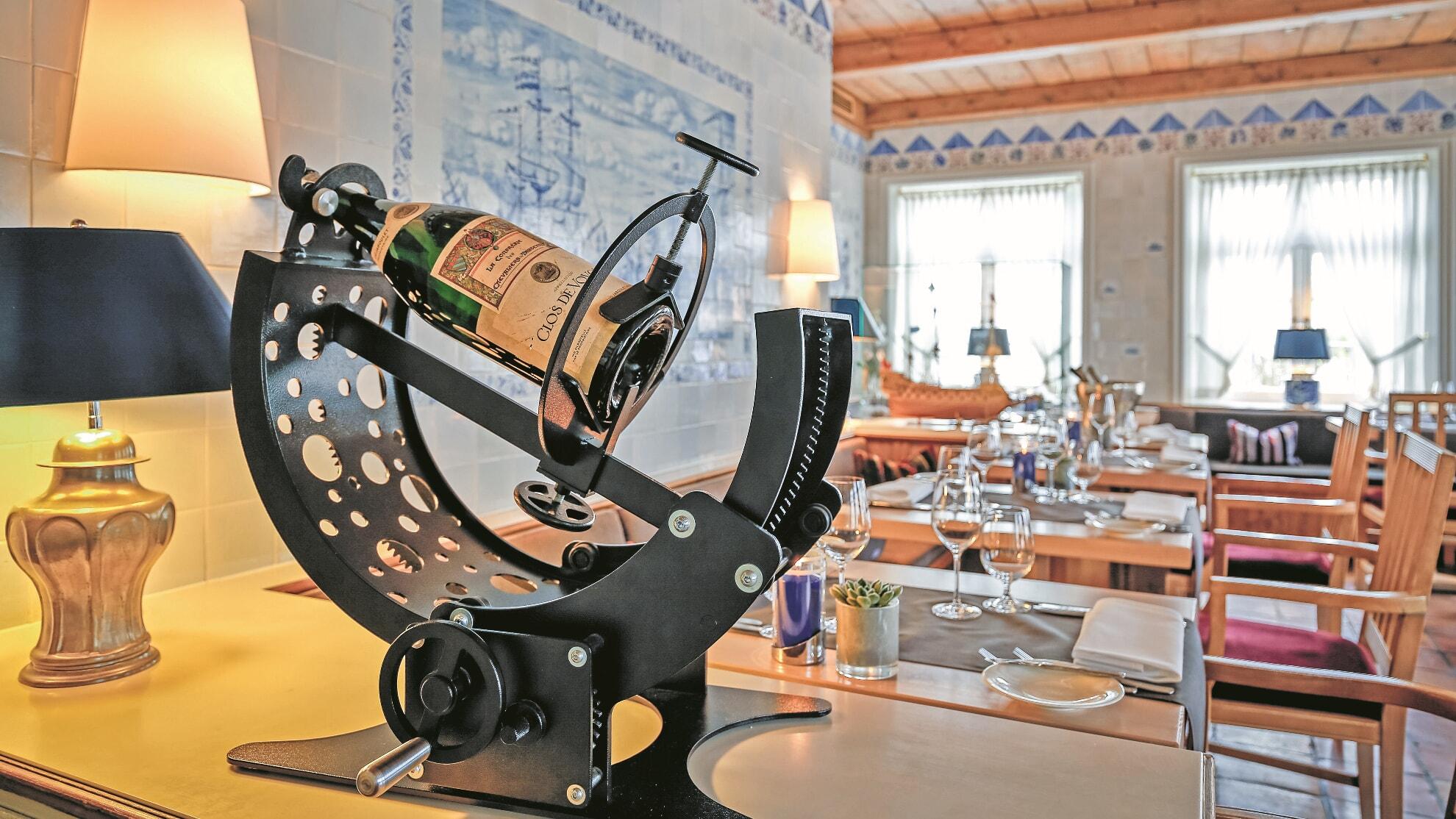 Jörg Müller Restaurant