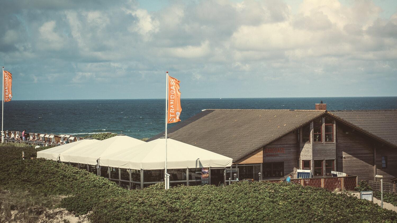 Aussenansicht Strandoase