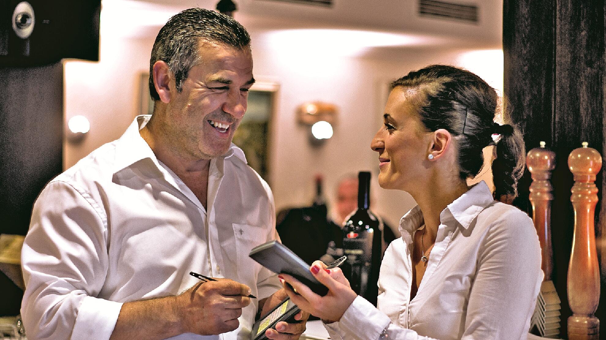 Gastgeber Restaurant La Pergola