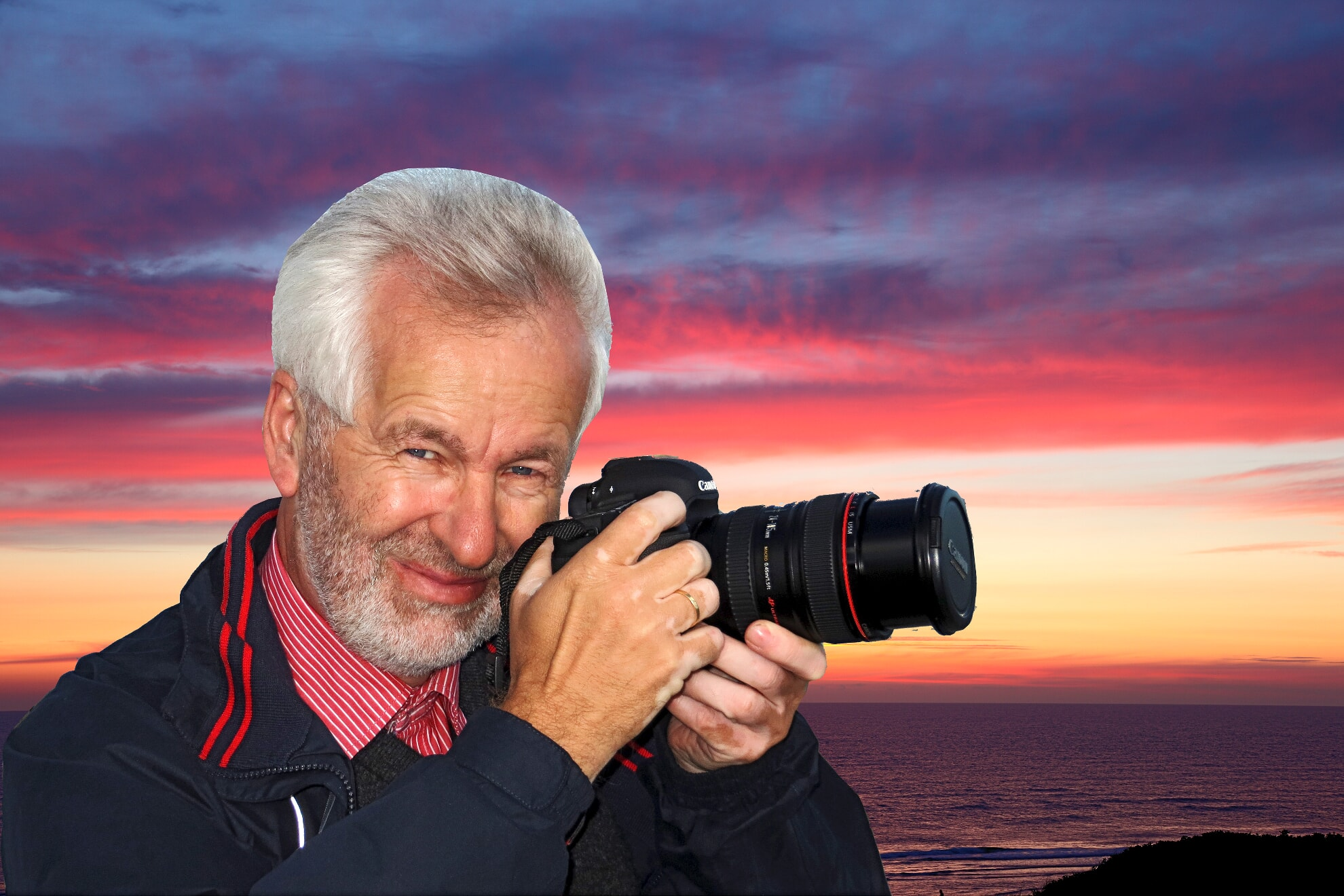 Fotospaziergang mit Reinhardt Albers