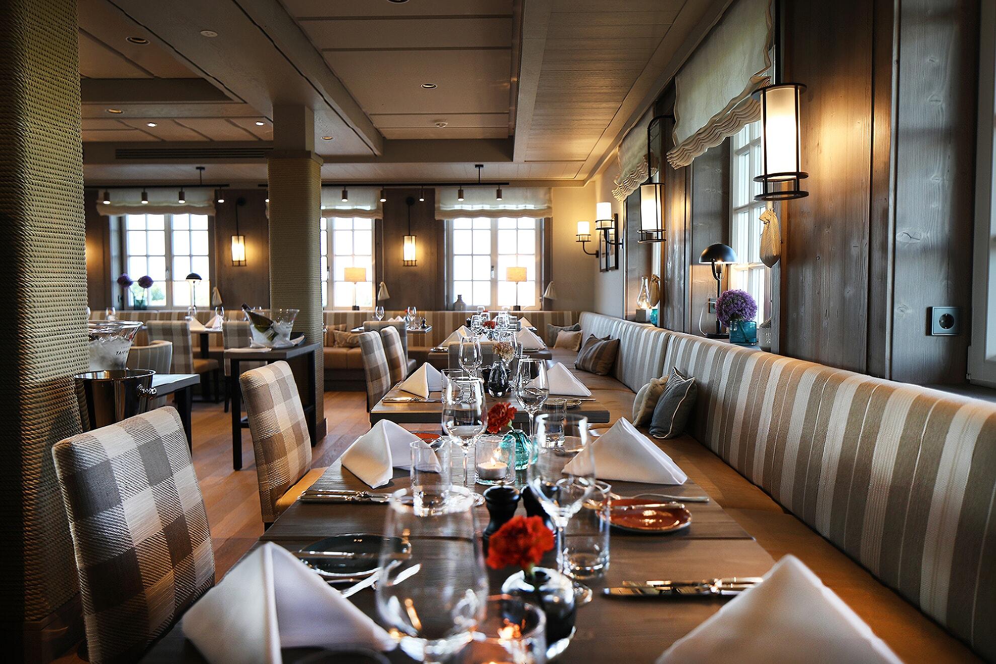 Restaurant im Landhaus Severin*s