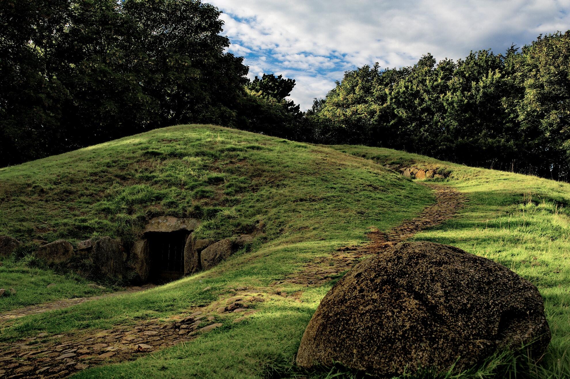 Steinzeitgrab Denghoog