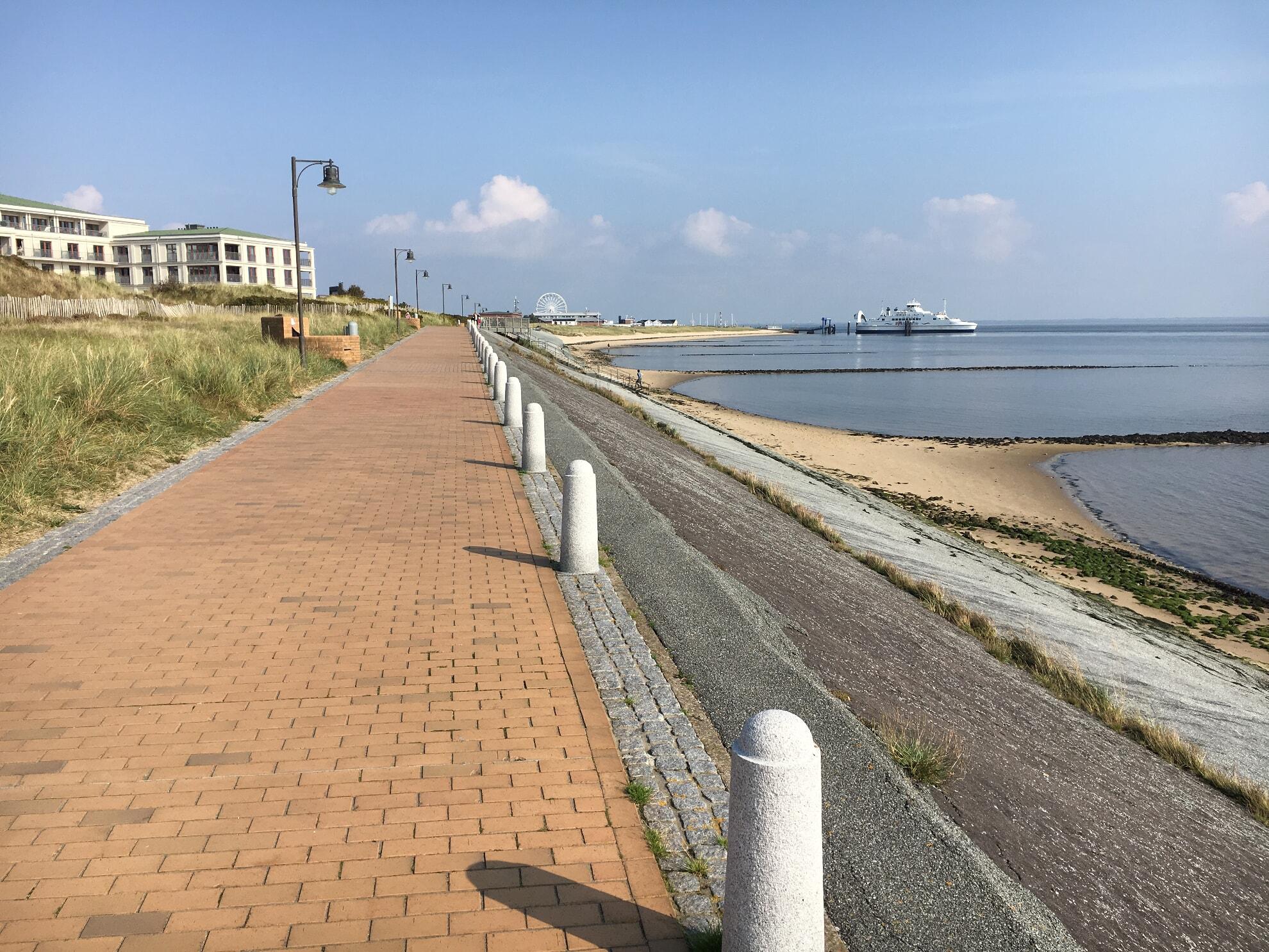 Lister Strandpromenade