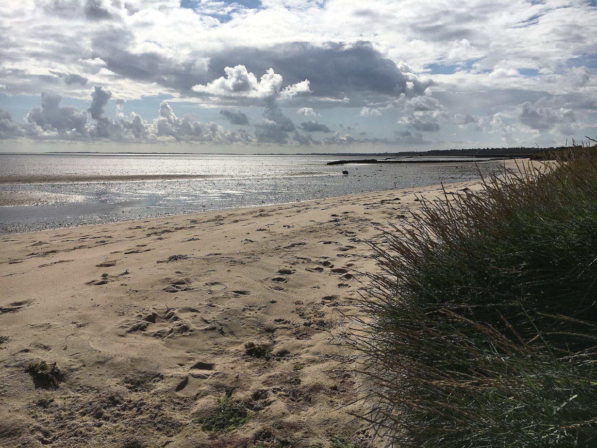 Wattenmeer in Kampen