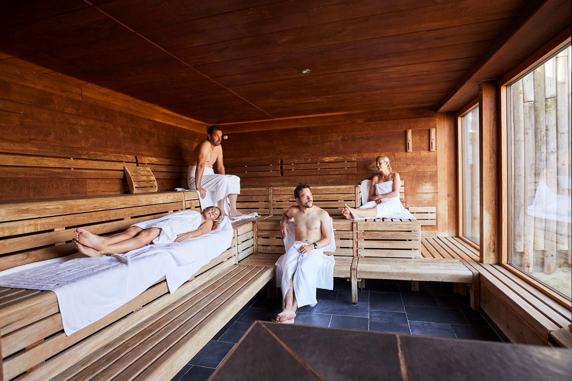 Sylterwelle Sauna