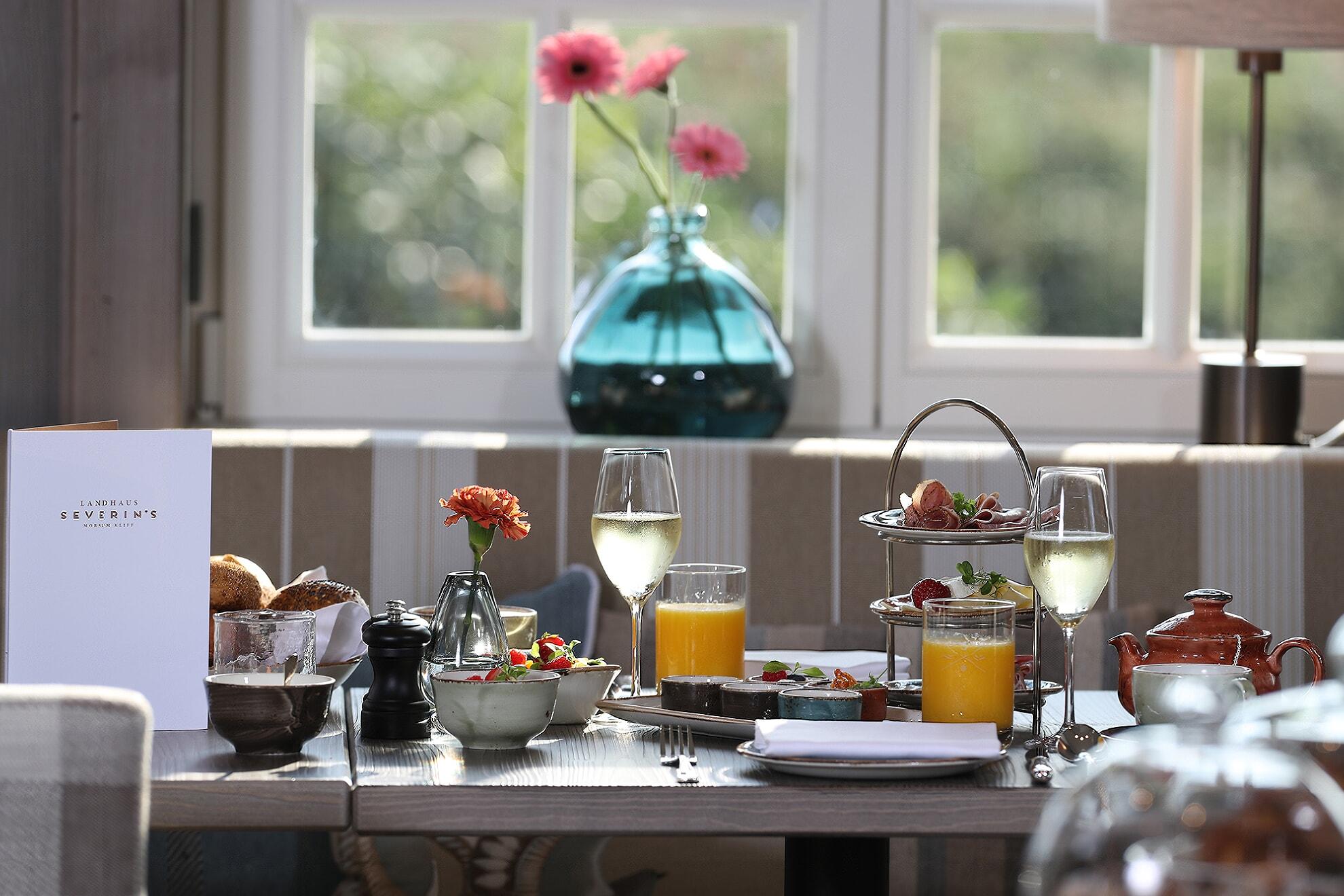 Frühstück im Landhaus Severin*s