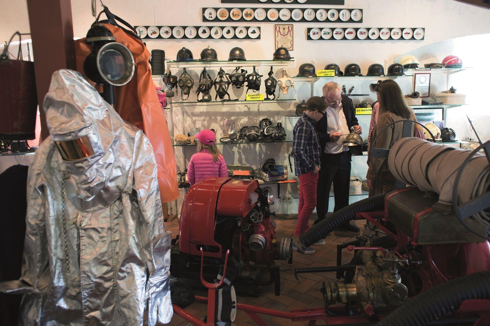 Feuerwehrmuseum in Keitum