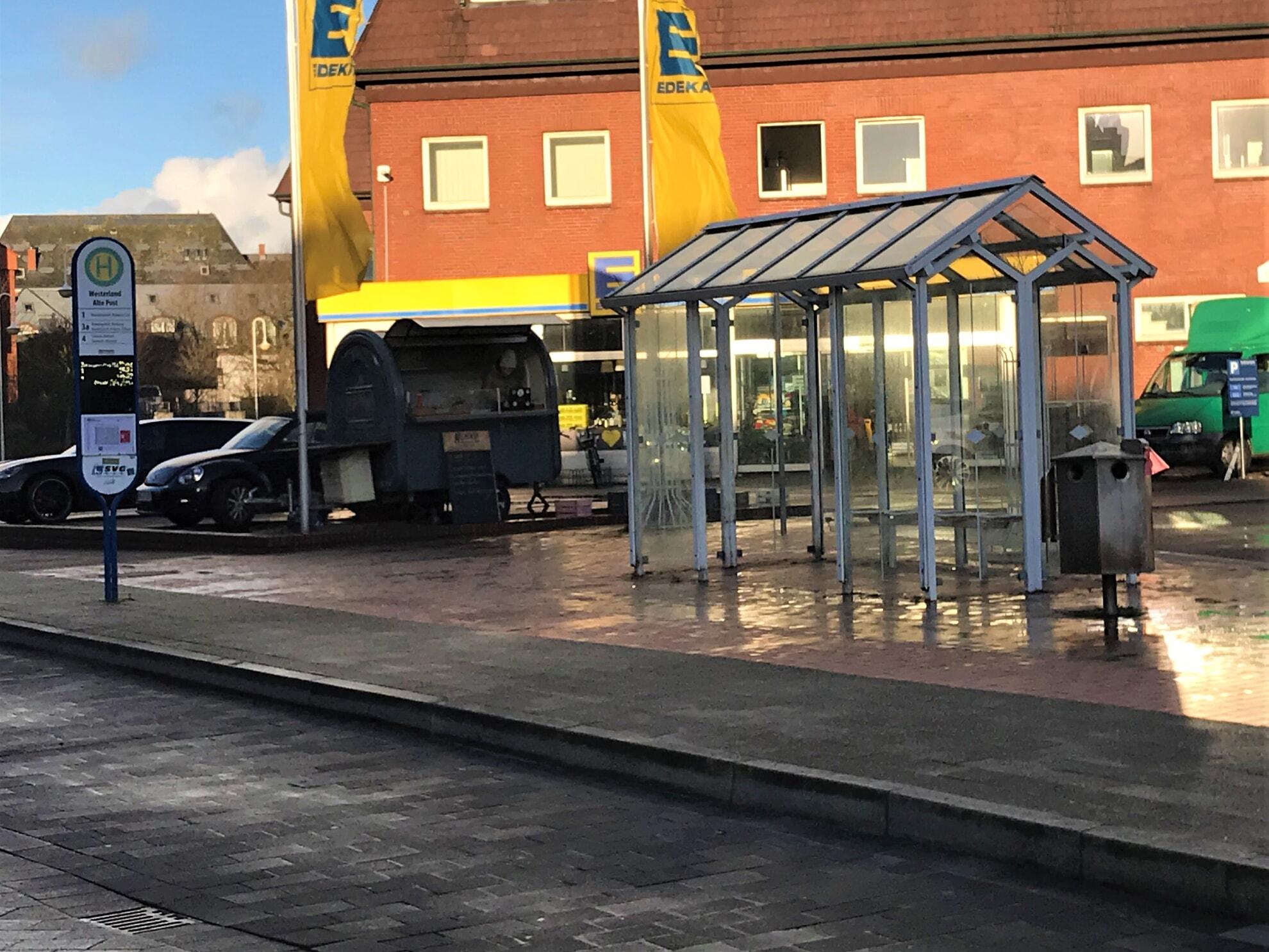 Bushaltestelle Alte Post