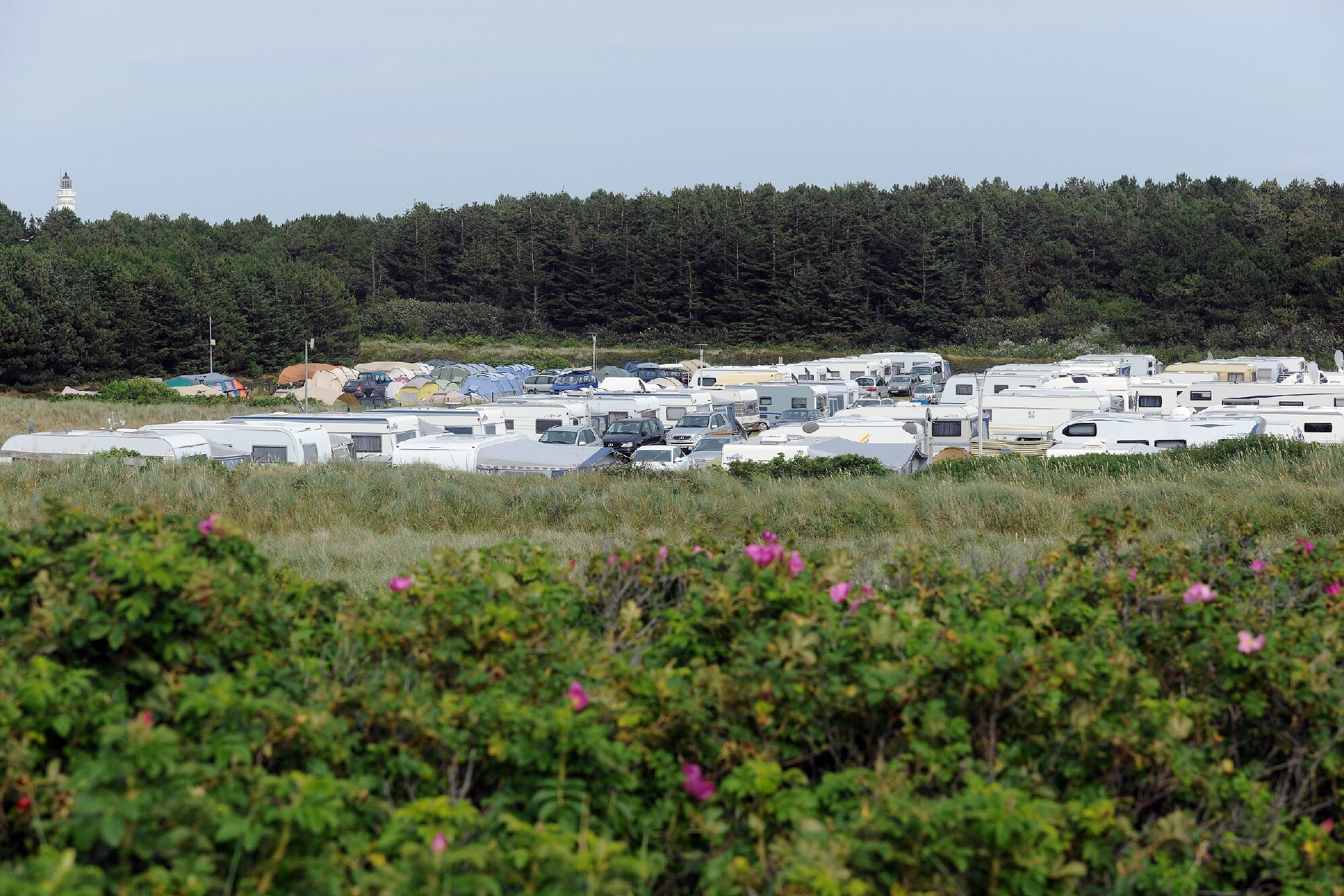 Campingplatz in Wenningstedt