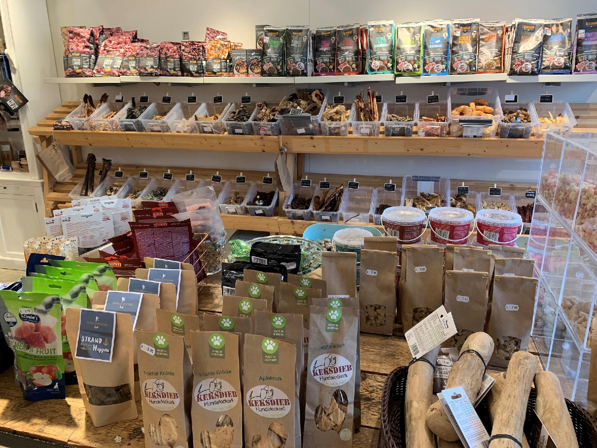 Snackbar in der Sylter Kaukiste