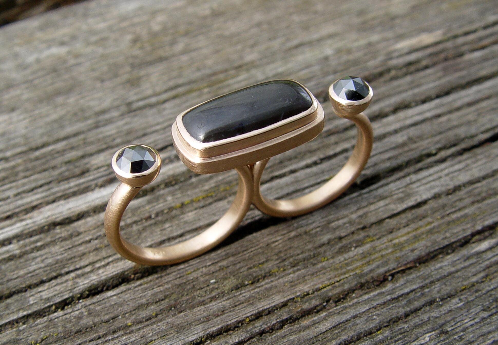 Ring von Edda Raspé
