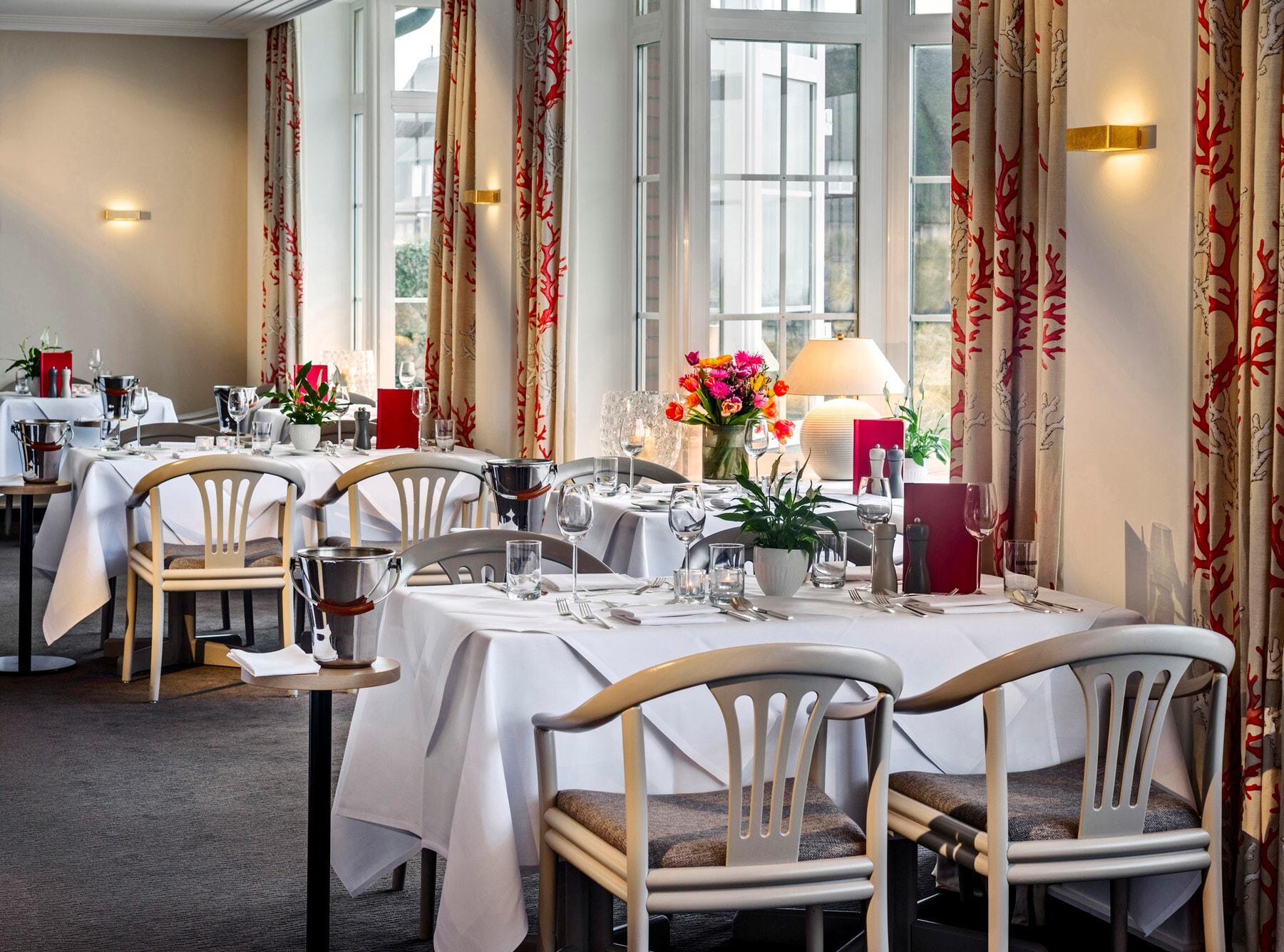 Restaurant im Hotel Rungholt