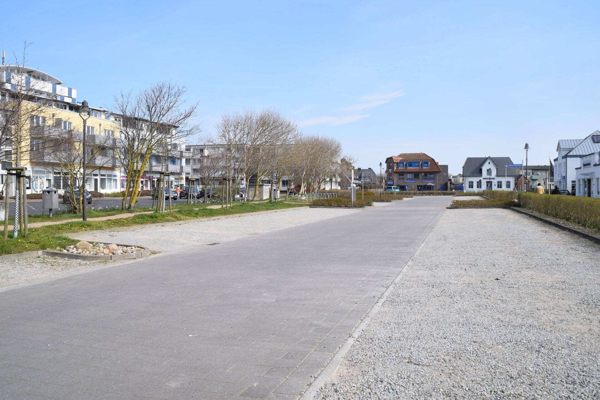 Parkplatz Andreas- Nielsen