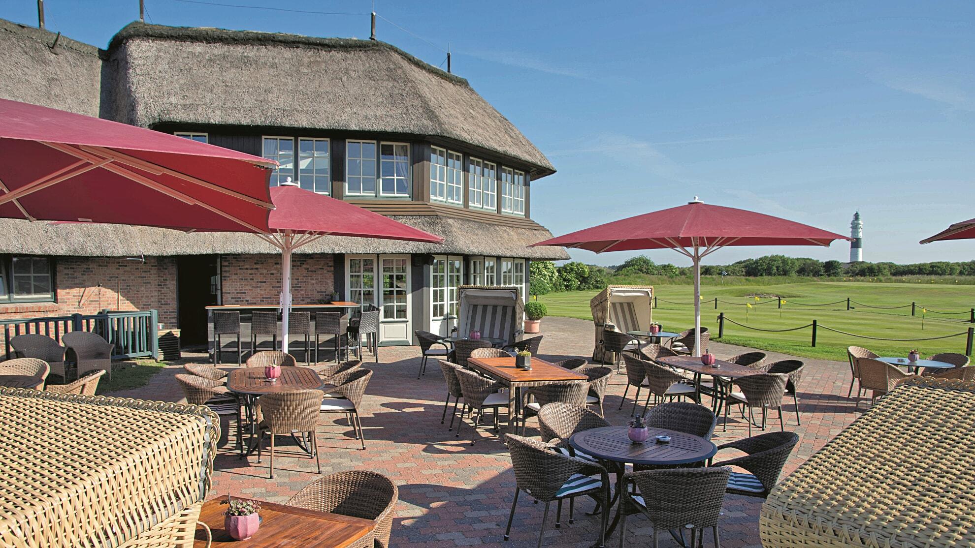 Steffens Restaurant im Golfclub Sylt