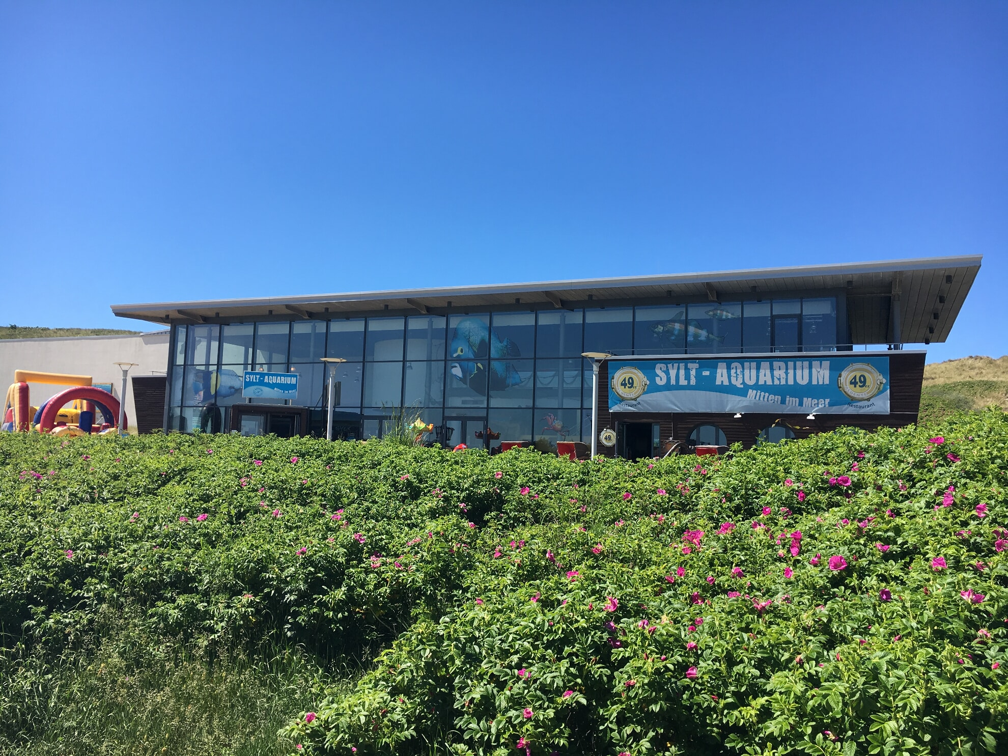 Sylt Aquarium in Westerland