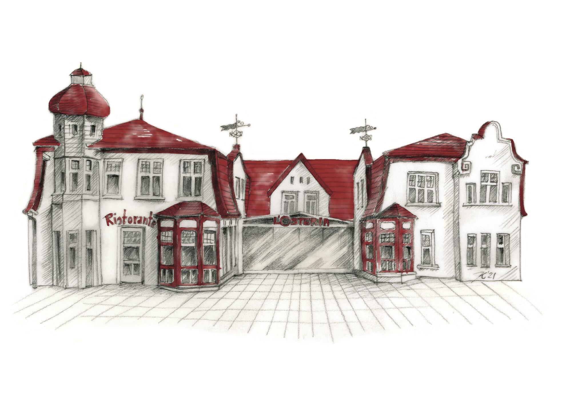 L'Osteria Friesenburg