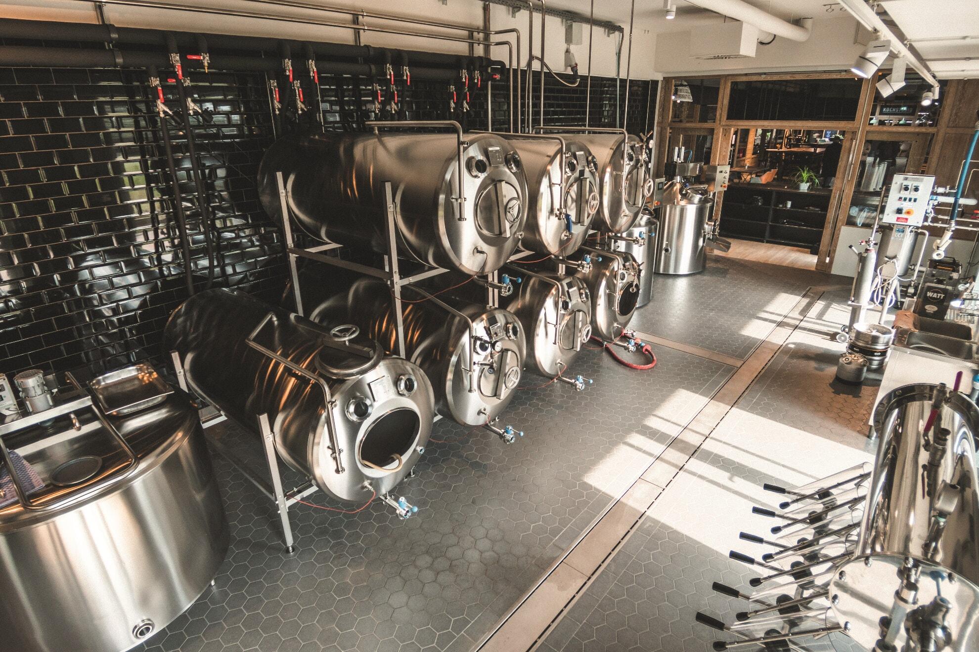 Watt Brauerei