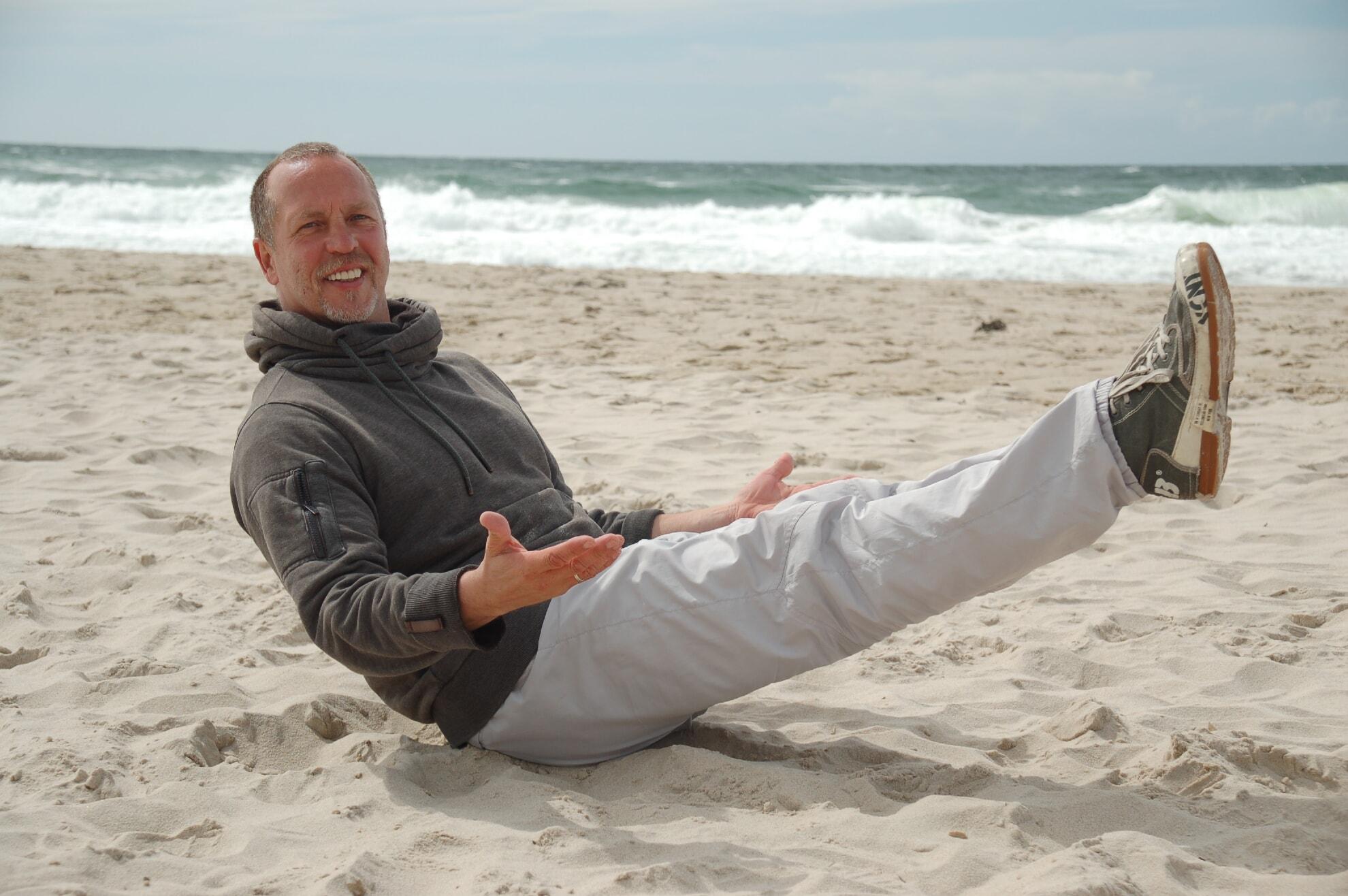 Personaltrainer Rainer Grunow