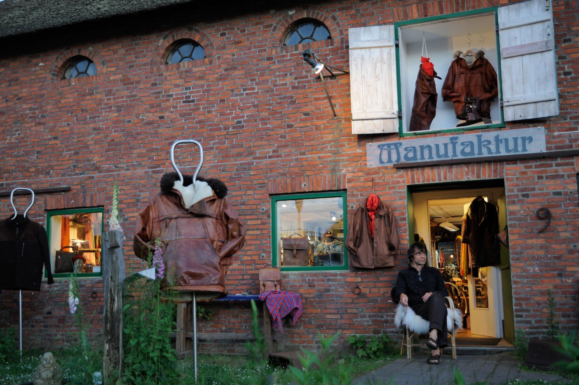 Die Manufaktur Lederwerkstatt Sylt