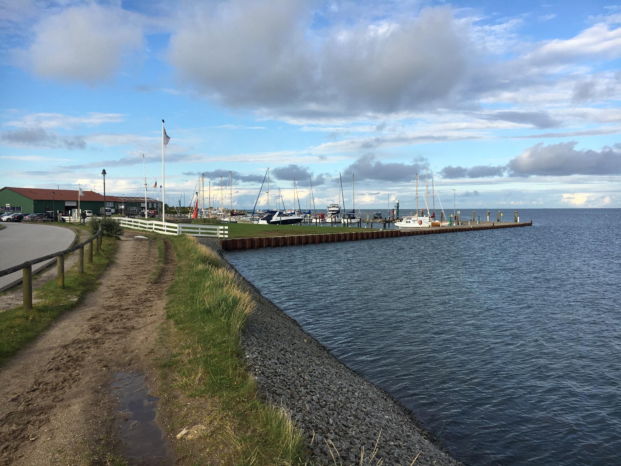 Munkmarscher Hafen