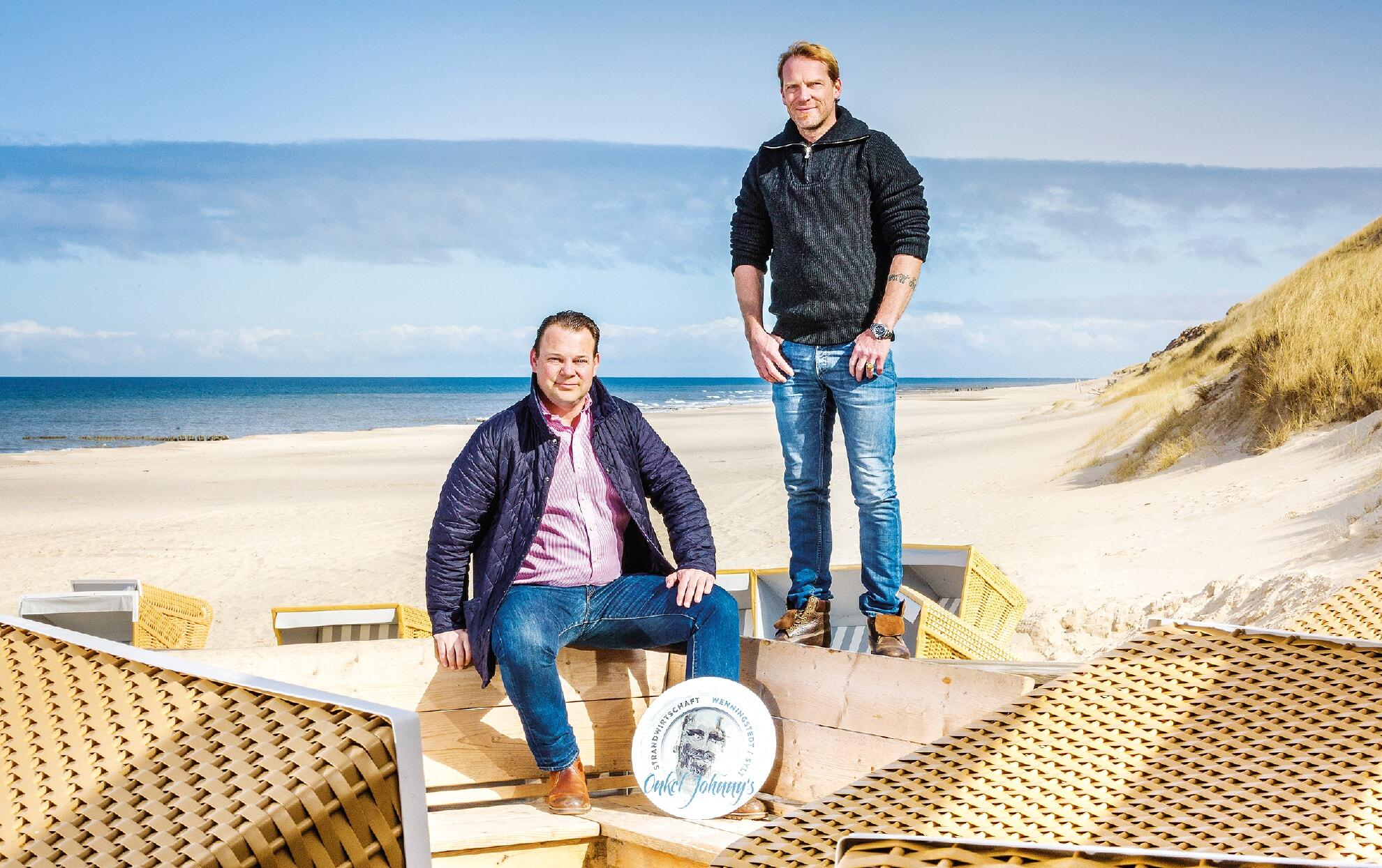 Inhaber Oliver und Andreas Behrens