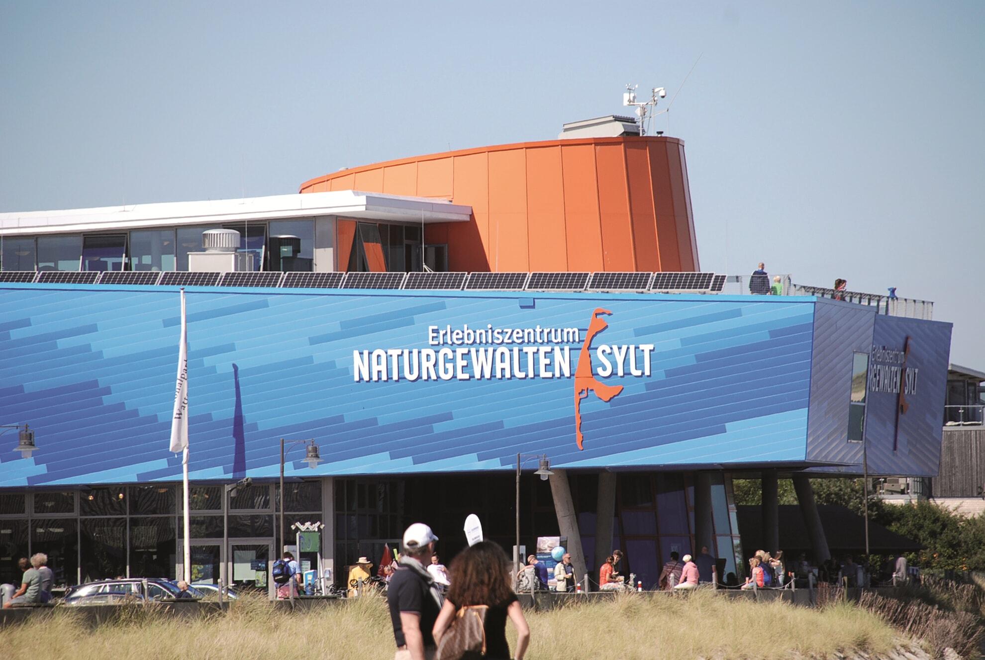 Erlebniszentrum Naturgewalten