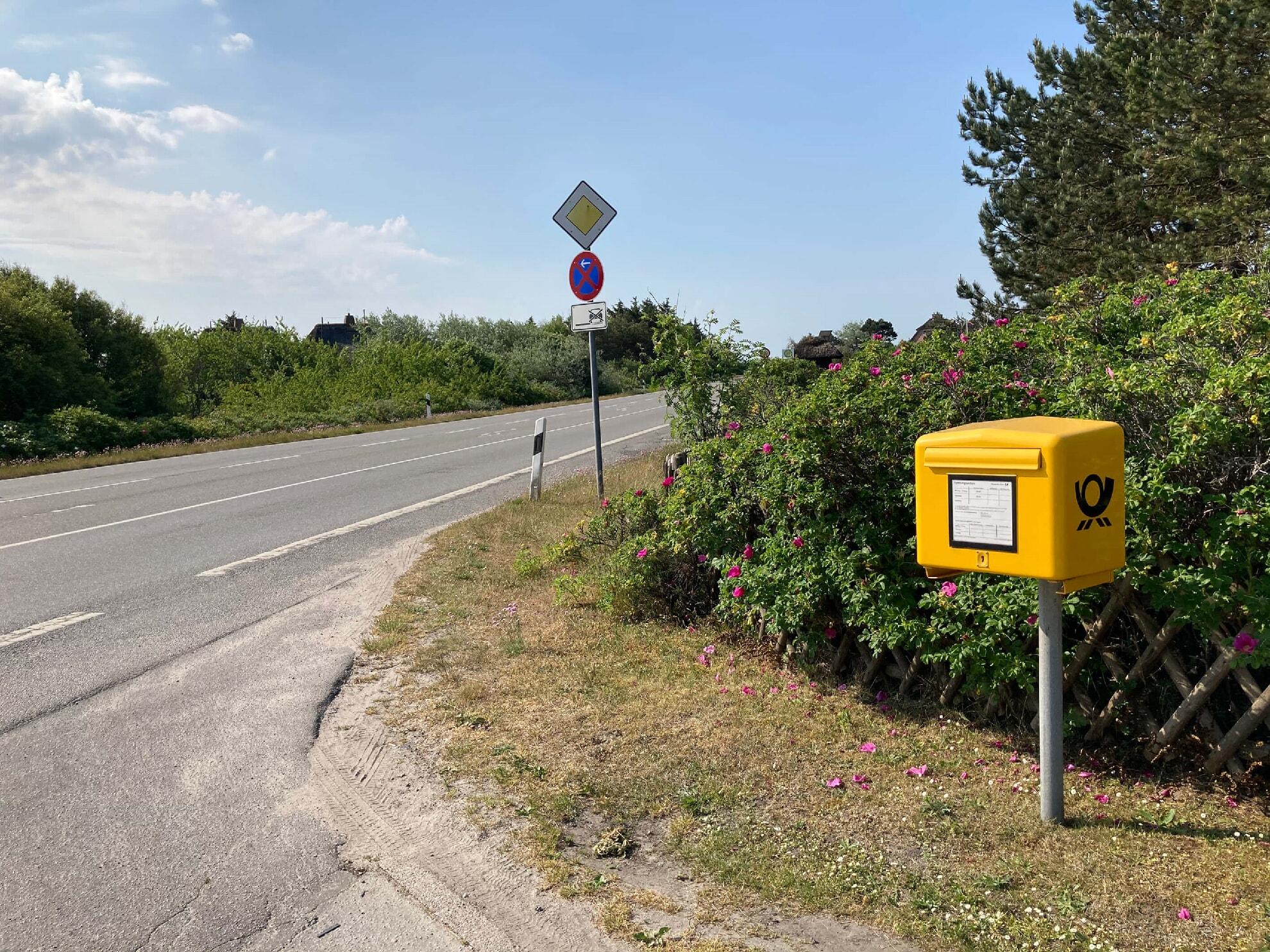 Briefkasten Westerheide