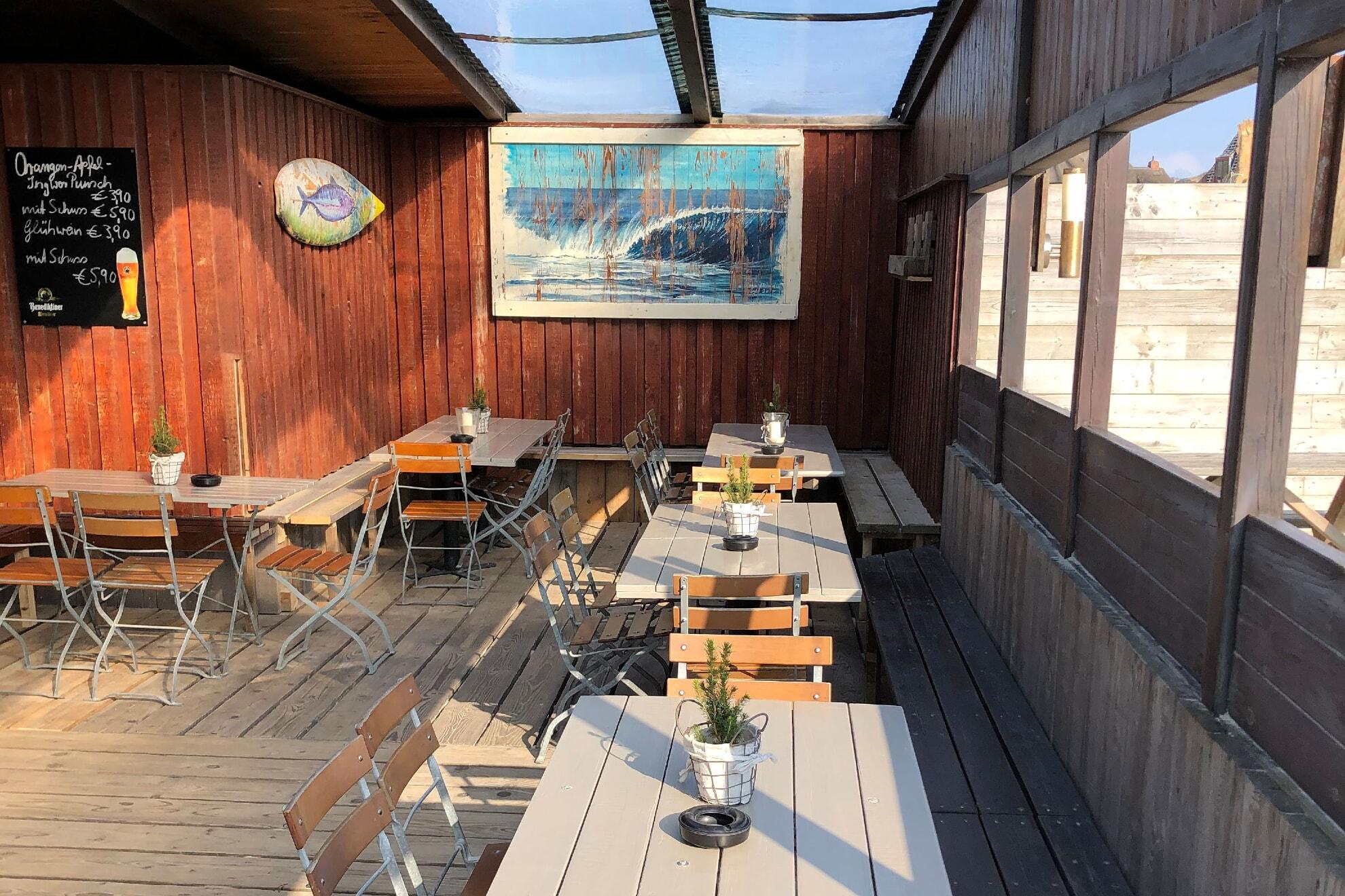 Strandrestaurant Kap-Horn