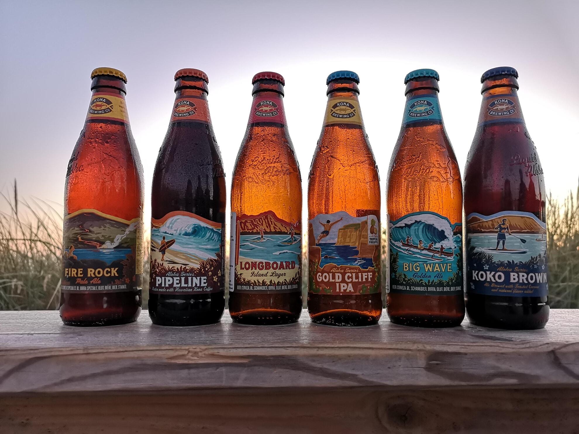 Craft Beer aus Hawaii