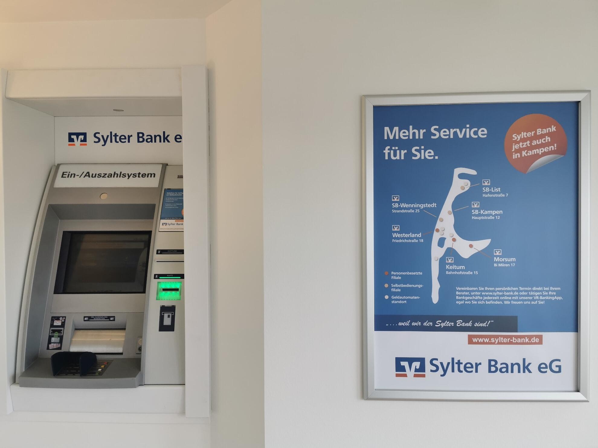 SB-Filiale Sylter Bank eG