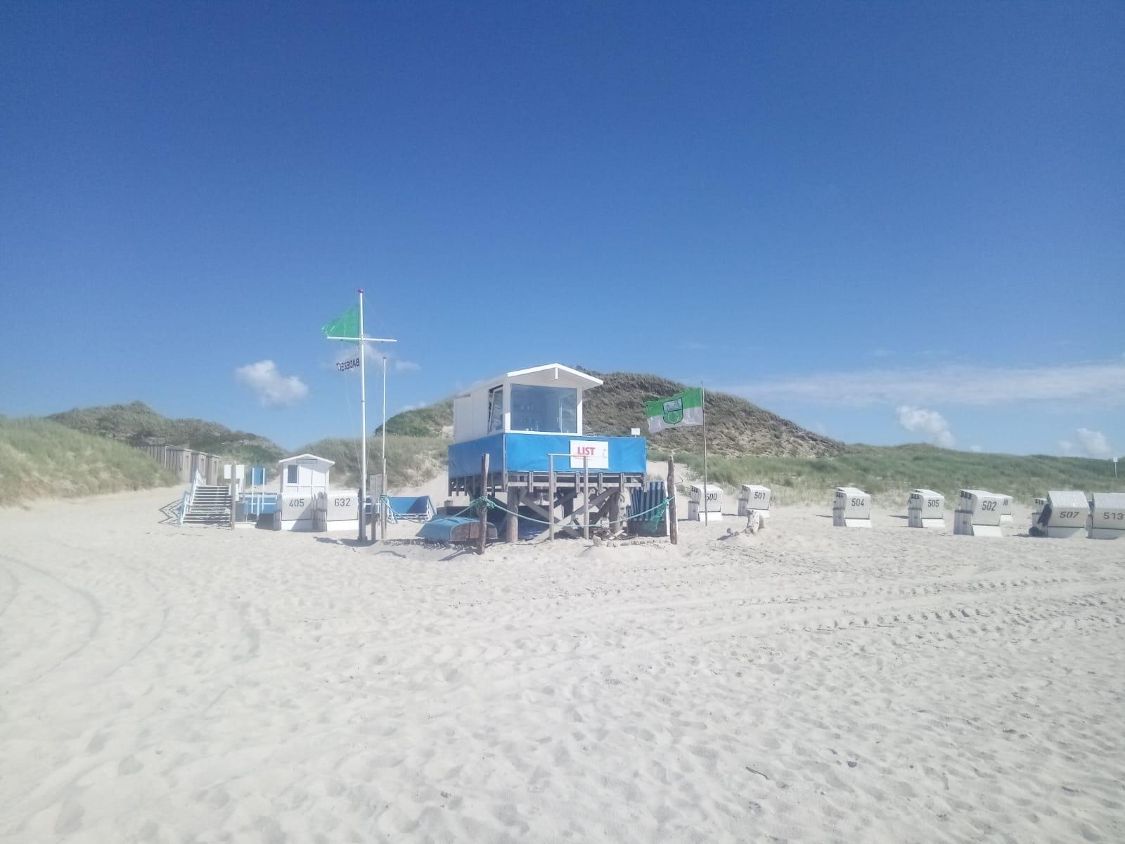 FKK Strand List auf Sylt