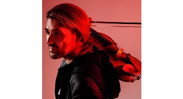 "DAVID GARRETT & BAND: ""ALIVE"" - TOUR 2022"