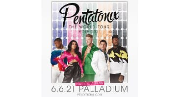 PENTATONIX - The World Tour