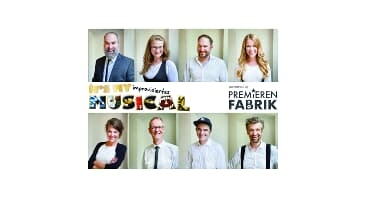 """It´s my improvisiertes Musical"" powered by PremierenFabrik"