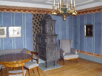 Besichtigung des Goethemuseums Stützerbach